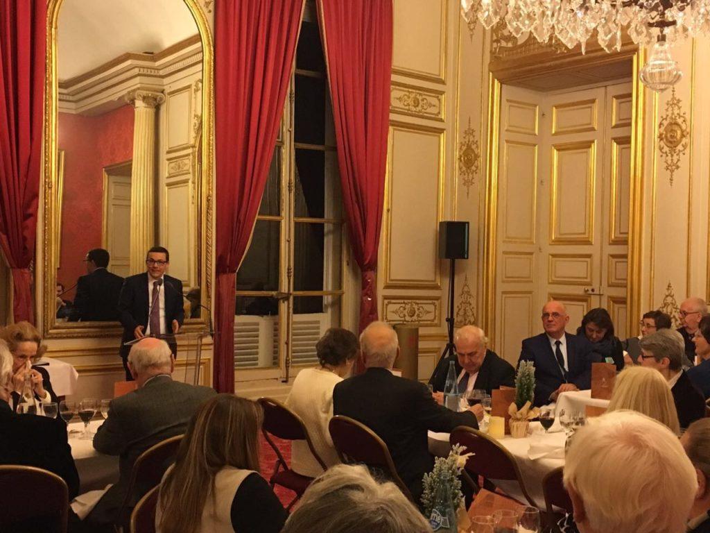 Remise du Prix Richelieu Senghor 2017