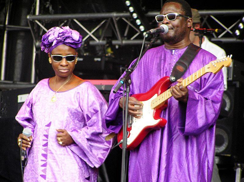 Amadou et Mariam 2014